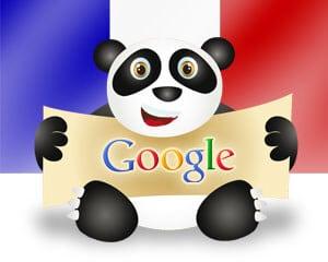 effet google panda en France