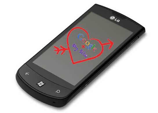 site compatible pour les mobiles