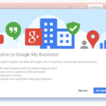 Les catégories Google Mybuisness