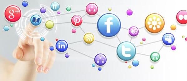 facebook, Twitter, Google +