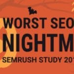 Étude Semrush: Les critères on-pages analysés sur 1 Millions de sites Web