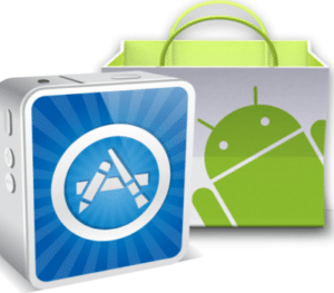 app apple et android
