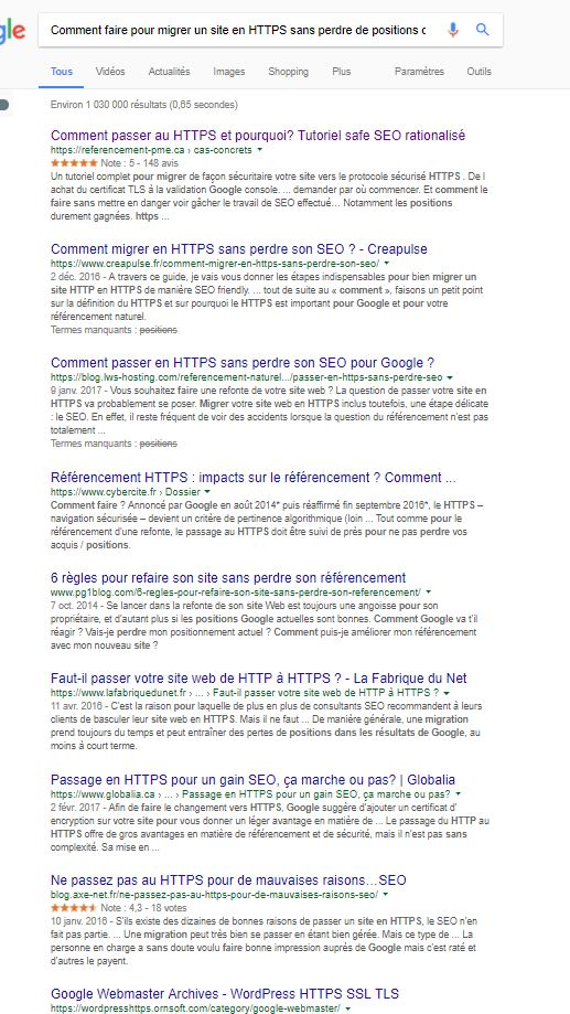 comment passer en https