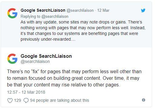 La mise à jour de Google du 1er août a-t-elle affecté votre classement local ?