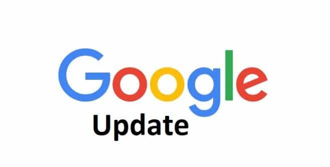 google update MAJ